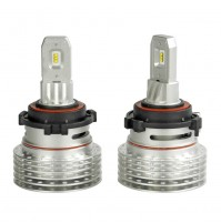 12V Lampade a Led H7,20W-Mercedes Vito 09/10>12/14 4000lm-6500K