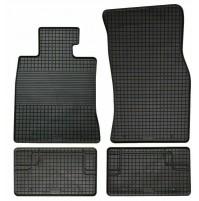4 TAPPETI IN GOMMA SPECIFICI MINI R56-R57-R55 R59, inodore e facili da pulire