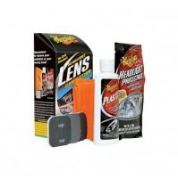 Antigraffio e polish per fanali Headlight and Clear Plastic Restoration Kit