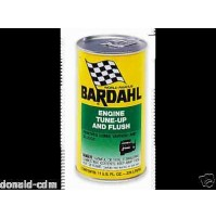 BARDAHL ENGINE TUNE-UP AND FLUSH, TRATTAMENTO PULIZIA RAPIDA MOTORE.326 ML