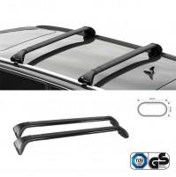 BARRE PORTAPACCHI Audi A3 Sportback (8YA) 05/20> CON PROFILO NORDRIVE SNAP STEEL