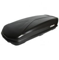 BOX da tetto Baule portapacchi FARAD N21 KORAL 630L nero lucido 210x90x42
