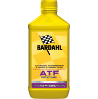 Bardahl ATF SPEED D-III G,Olio Trasmissione e Differenziali PERFORMANCE LEVEL