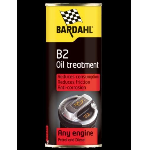 Bardahl BARDAHL 2 OIL TREATMENT RIDUCE CONSUMO D'OLIO  PERFORMANCE LEVEL