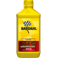Bardahl KTS COMPETITION 100% SYNTETICO MOTO 2 TEMPI MISCELA 1L PERFORMANCE LEVEL