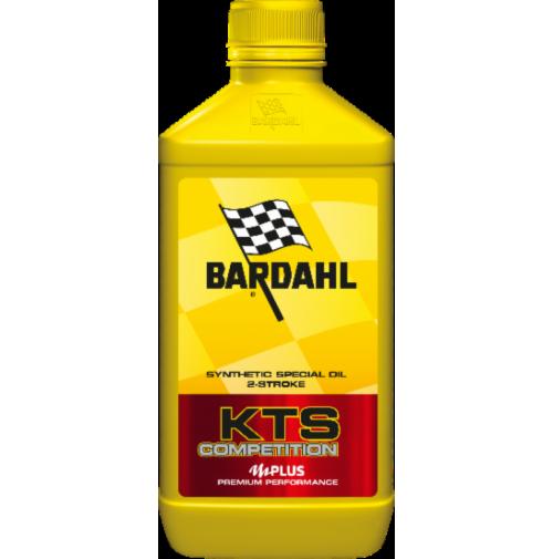 Bardahl KTS COMPETITION 100% SYNTETICO MOTO 2 TEMPI MISCELA 1L PERFORMANCE LEVEL