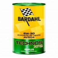 Bardahl TECHNOS XFS AV504 5W30 1L Olio Motore Sintetico Premium Technology SAPS