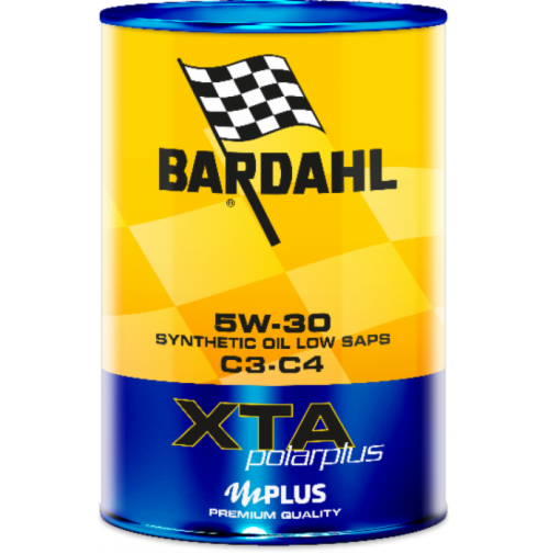Bardahl XTA POLAR PLUS C3 -C4 Olio 100% Sintetico 1L PERFORMANCE LEVEL
