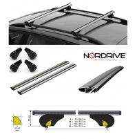 Barre portapacchi NORDRIVE SILENZIO Cupra Formentor railing std. anno 11/20>