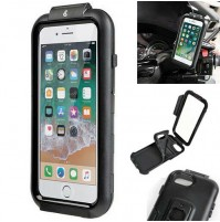 CUSTODIA DA MOTO CON SUPPORTO A SCELTA PER APPLE IPHONE 6/6S/7/8 LAMPA OPTI CASE