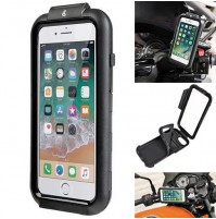 CUSTODIA DA MOTO CON SUPPORTO CASE PER APPLE IPHONE 6 PLUS / 6S PLUS