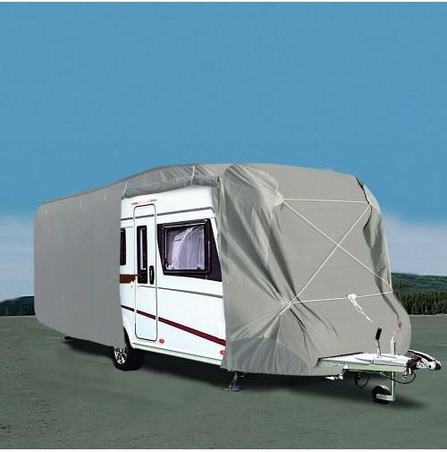 Copri Caravan-Roulotte resistente all'acqua e antiumidità misura: 610x250- H220