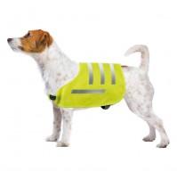 Dog Safety vest,pettorina per cane veste riflettente ad alta visibilità 4 taglie