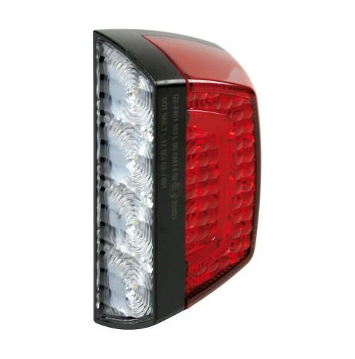 Fanale posteriore a Led,illuminazione targa e luce di posizione,12/24V-1 PEZZO