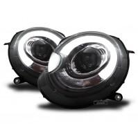Fari anteriori con LED ottica luci diurne per Mini R55/R56/R57/R58/R59,