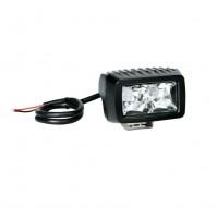 Faro ausiliario 2 LED CREE 9/32V Luce focalizzata Bianco per moto,auto,8w-6000k