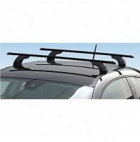KIT BARRE PORTATUTTO CITROEN C4 AIRCROSS DAL 04/2012 NO RAILING, BARRE ACCIAIO