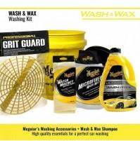 Kit Meguiar's Car Wash and Wax, KIT LAVAGGIO