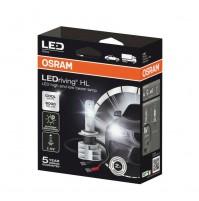 Kit conversione a LED H7 Originale OSRAM, 14W-6000K veicoli 12V e 24V kit 2 pz.