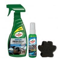 Kit pulizia animali in auto,la soluzione contro le macchie, i peli e gli odori