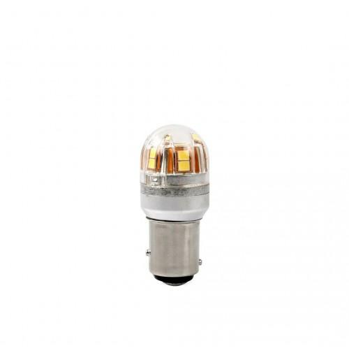 LAMPADA A LED 6000K -L819W -W21/5W- BAY15d,BILUCE ATTACCO BAIONETTA- 12-24V