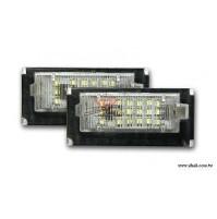 LUCI TARGA A LED SMD MINI R50,R52,R53,TUTTI I MODELLI