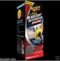 LUCIDANTE RAVVIVANTE  MEGUIARS PER FANALI 1-STEP HEADLIGHTS RESTORATION PLUS