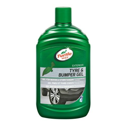 Lucidante protettivo per pneumatici e plastiche esterne -Turtle Wax 500 ml