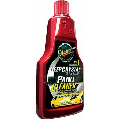 MEGUIAR'S A3016EU, Step 1 Paint Cleaner DETERGENTE PER VERNICI NON ABRASIVO NEW!