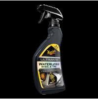 MEGUIAR'S G190424 Ultimate Waterless Wheel & Tire Dressing, 709ml