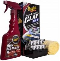 MEGUIAR'S Smooth Surface Clay Kit G1016EU Kit per ricondizionamento Vernice