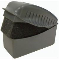 Meguiar's Car Care Products X3090 Tampone per l'applicazione tyre dressing pad
