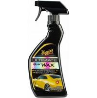 Meguiar's G-17516EU Ultimate Quik Wax Cera Spray con Anti-Acqua