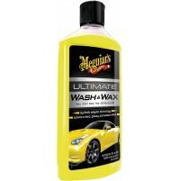 Meguiar's G17716EU Shampoo con cera Ultimate,473 ml