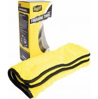 Meguiar's X1801EU Finishing Towel, Yellow, Panno giallo per finiture