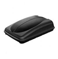 NORDRIVE N60110 Box 280, box tetto in ABS, 280 litri - Nero goffrato
