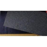 Panello fonoassorbente in feltro accoppiato con bitume 100x50 spessore 1 cm