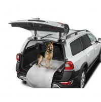 Pet Mat 3 in 1,lettino,tappeto baule e protezione baule e paraurti misura 100x70