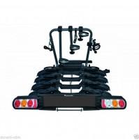 Portabici gancio traino inclinabile Peruzzo Pure Instinct towball 4 bici 708/4