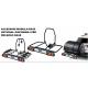 REAR CARGO BIKE KIT 2 BICI PER Piattaforma di carico MODULA-CRUZ- ReCargo BASE