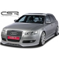 SPOILER ANTERIORE AUDI A6 4F DAL 2004 AL 2008 MADE IN GERMANY ABS