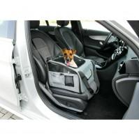 Seggiolino e trasportino per animali,sedile anteriore+ posteriore anche tracolla