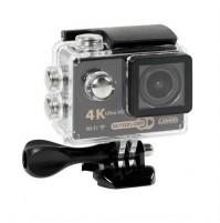 TELECAMERA,Action-Cam 3, telecamera 4K con telecomando e kit accessori,SPORT