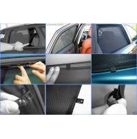TENDINE DA SOLE SU MISURA Kit tendine Privacy - Ford Focus Wagon (06/11>05/18)
