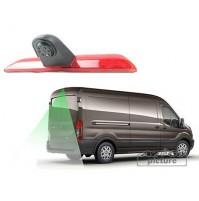Telecamera posteriore ad infrarossi specifica per Ford Transit  dal 2014