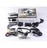 Telecamera veicolare con registrazione su micro SD-Full HD schermo LCD 2,5