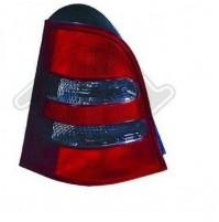 fanale posteriore sinistro mercedes classe A w 168 rosso/fumè,OEM 1688202964